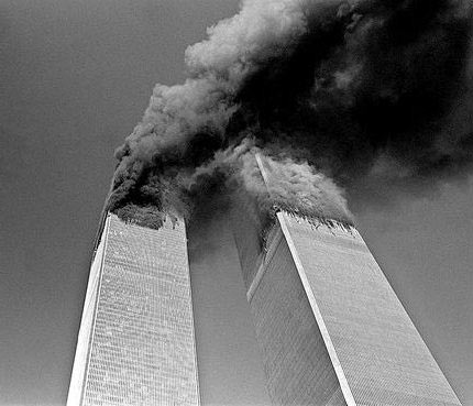 Don`t forget the twin towers on September 11