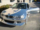 BMW M3 SILVER