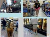 איך אמריקאים מתלבשים לקניות בסופר