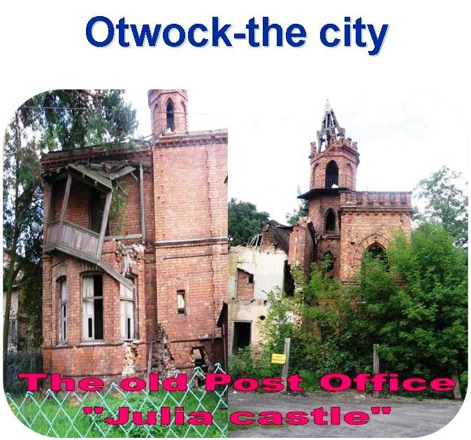 otwock-the city