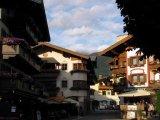 טיול לאוסטריה האלפים הטירולים, ביקור בעיירת הנופש והסקי מריה אלם