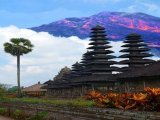 Indonesian island Bali
