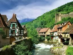 Kaysersberg village France