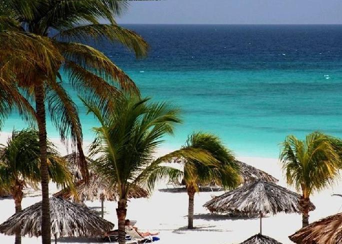 האי ארובה- Aruba