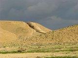 שביל ישראל מס 43 - מכביש 258-מחצבת דימונה עד מצד תמר