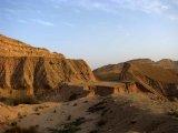 שביל ישראל מס 44 - ממצד תמר עד פתח המכתש הקטן