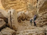 שביל ישראל מס 52-53 - מעין שביב עד מצפה רמון