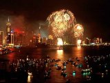 New Year 2012 on Earth