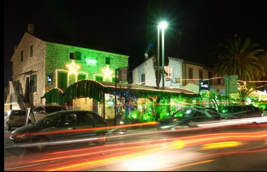 ערב השנה החדשה במושבה הגרמנית בחיפה
