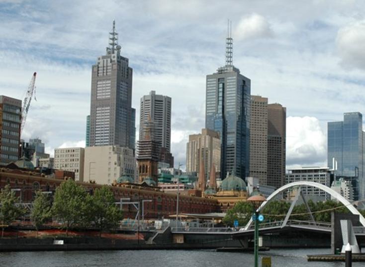 מלבורן - אוסטרליה