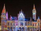 פסטיבל האור בעיר גנט