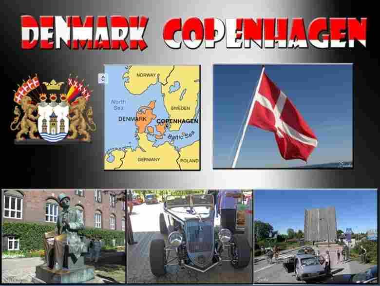 דנמרק קופנהגן Denmark Copenhagen