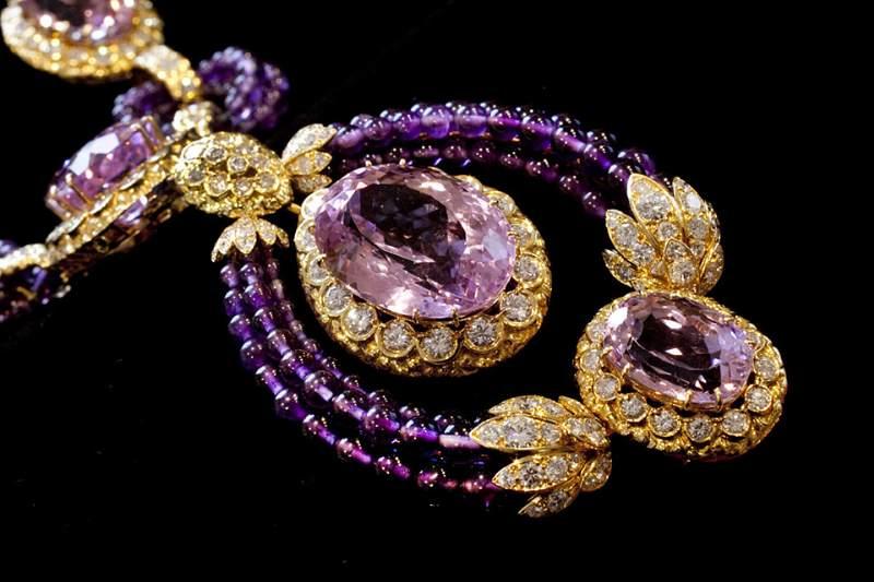 אוסף התכשיטים של אליזבת טיילור