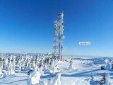 שלג כבד ברומניה