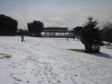 שלג קצר בירושלים 2012