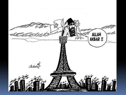 השתלטות האיסלם על צרפת