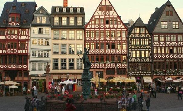פרנקפורט - Frankfurt