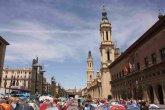 יום ראשון בסרגוסה בירת אראגון ספרד