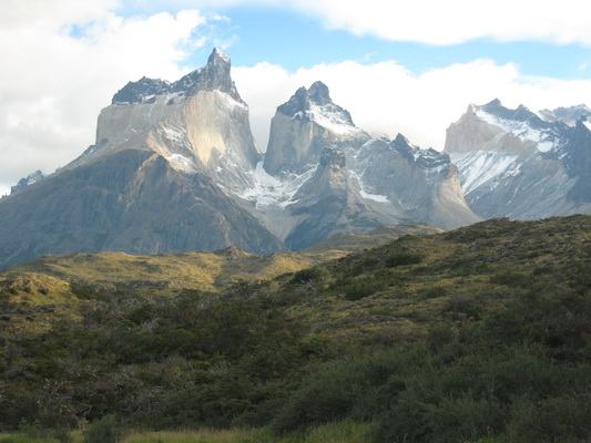 שמורת טורס דל פיאנה בצ`ילה