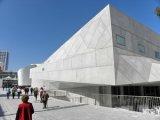 במוזיאון תל אביב החדש
