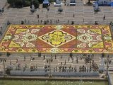 שטיח הפרחים בתל אביב