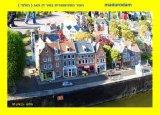 מדורודם - העיר המיניאטורית בעיר  דן האג בהולנד