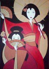 ציורי נשים אקזוטיות