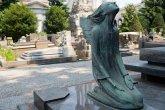 בית הקברות במילאנו - אחד היפים ביותר באירופה