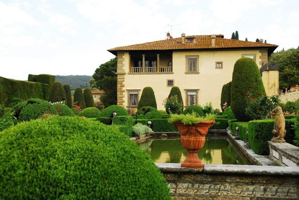 Villa Gamberaia, Tuscany, Italy