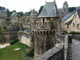 Fougères, Brittany, France