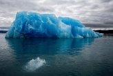 קרחונים. מפלצות ים.