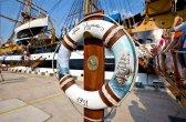 """ספינת מפרש  """"אמריגו וספוצ`י"""""""