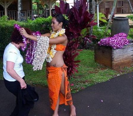 הוואי מצגת מספר 5 קונה