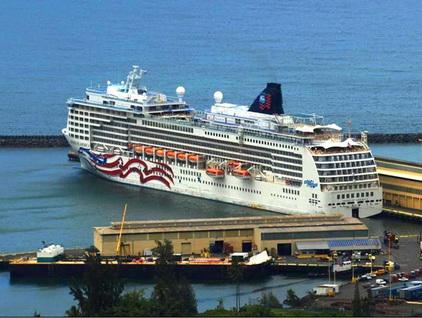 """הוואי מצגת מספר 3 ביקור באונייה """" פראוד אוף אמריקה"""""""