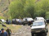 ארמניה - טיול ג`יפים בקניון גארני