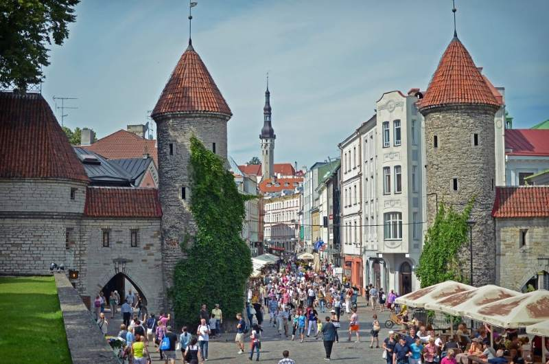 Tallinn, Estonia  - part 1