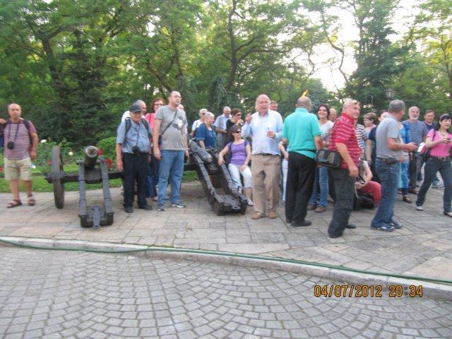 ביקור משלחת ארגון יוצאי פולטוסק בישראל בפולטוסק 04-05.07.2012