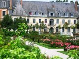 Gardens of Valloires Abbey, France