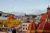 Multicolored city of Guanajuato