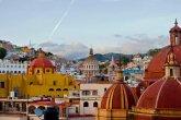Multicolored city of Guanajuato