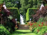 The beauty of English gardens