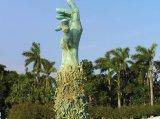 The Holocaust Memorial Miami Beach, Florida