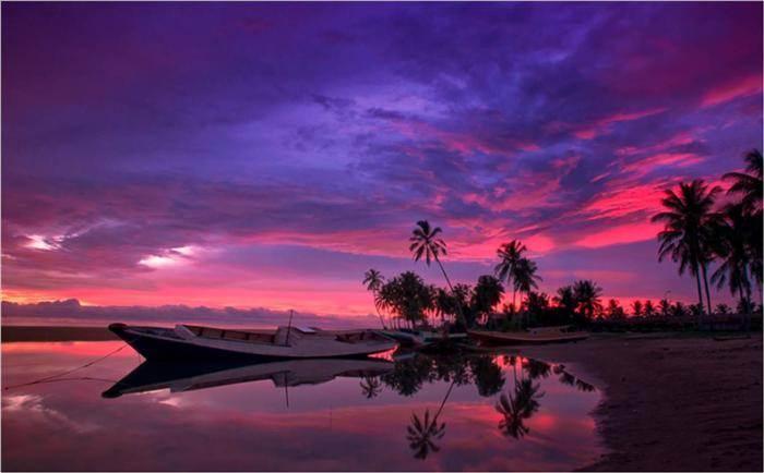 יום בחיי בנג`רמסין - תמונות מדהימות
