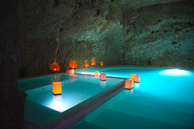 דומוס סיביטה - הבית שבמערה