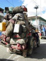 מצעד האיכרים של קולומביה - מרהיב
