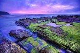Scenic beach Turimetta north of Sydney, Australia