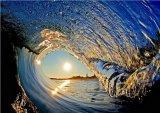 גלי ים בהוואי