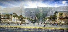 חיפה - העיר והנמל שחוברו להם יחדיו