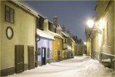 תמונות של פראג בחורף