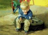 צייר הילדים